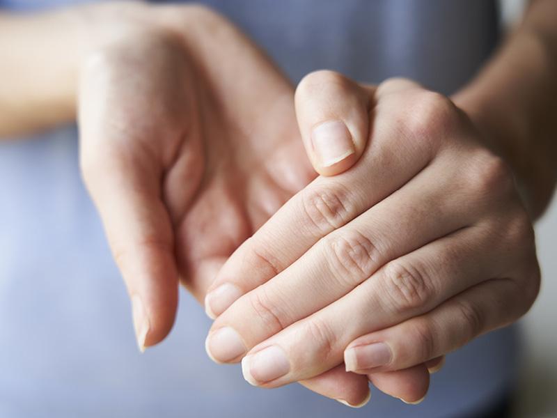 dezinfekce na ruce